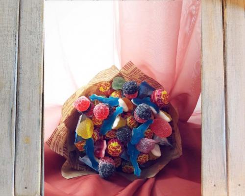 Съедобный букет из продуктов –  Магазин Икон | Фотография 2