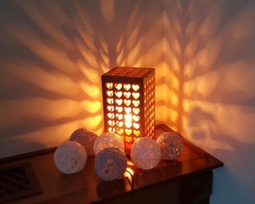 Лампа ночник настольный –  Магазин Икон | Фотография 1