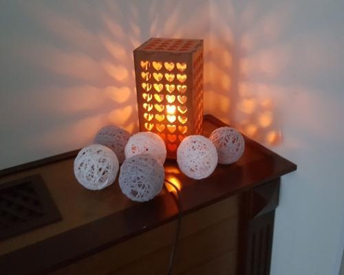 Лампа ночник настольный –  Магазин Икон | Фотография 4