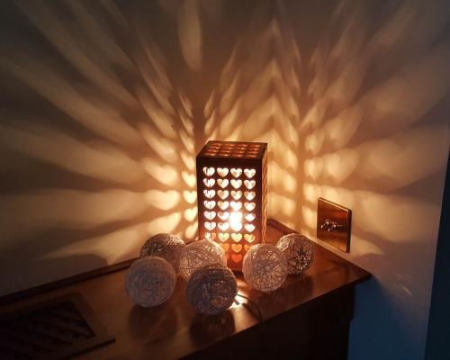 Лампа ночник настольный –  Магазин Икон | Фотография 5