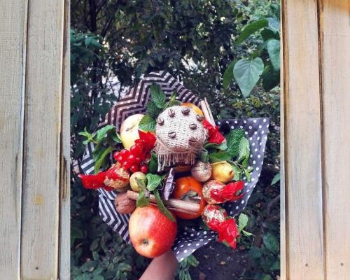Букеты из фруктов –  Магазин Икон | Фотография 4
