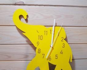 Часы из фанеры –  Магазин Икон | Фотография 3