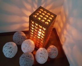 Лампа ночник настольный