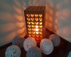Лампа ночник настольный –  Магазин Икон | Фотография 2