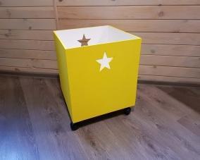 Ящик для игрушек на колесах –  Магазин Икон | Фотография 5