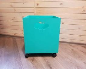 Ящик для игрушек на колесах –  Магазин Икон | Фотография 4