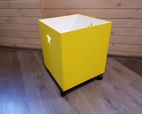 Ящик для игрушек на колесах –  Магазин Икон | Фотография 6