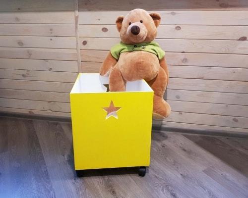 Коробка для игрушек –  Магазин Икон | Фотография 7